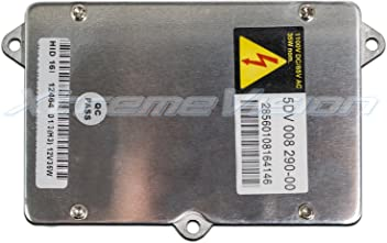 - 2 Year Warranty D1S//D1R Single - 1 PCS XtremeVision OEM Replacement Ballast Compatible with Valeo 3D0 907 391B Xenon HID Ballast