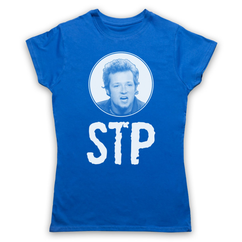 Inspiriert durch Stone Temple Pilots STP Unofficial Damen T-Shirt:  Amazon.de: Bekleidung