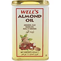 Well's Almond Oil - 400 ml