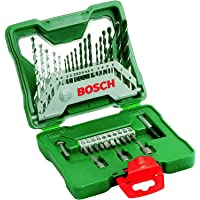 Bosch X-Line Classic Drill and Screwdriver Bit, 33-pcs, 2607019325