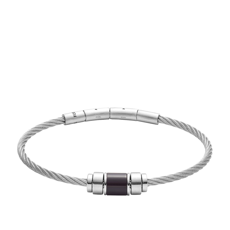 JF02925040 Fossil Homme Acier Bracelets extensibles