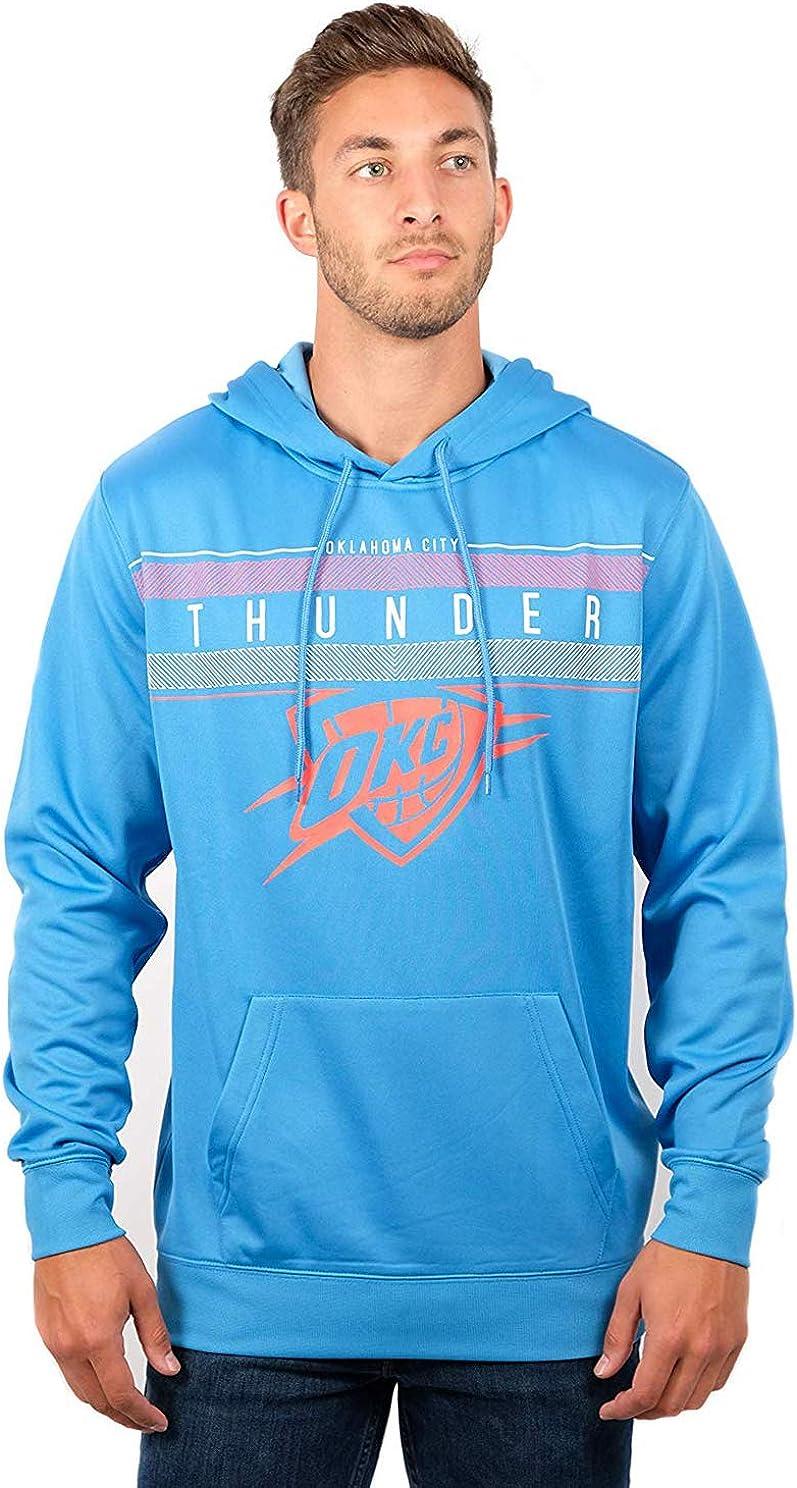 Ultra Game NBA Men's Fleece Hoodie Pullover Sweatshirt