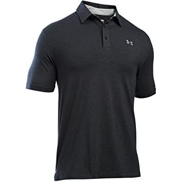 Under Armour Charged Cotton Scramble Polo - Camiseta de Manga ...