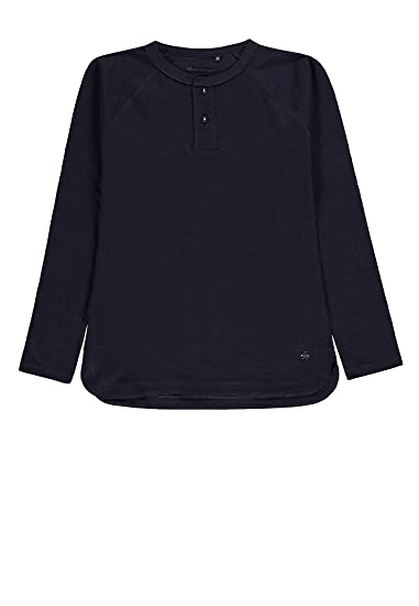 Marc O Polo Kids Camiseta de Manga Larga para Niños: Amazon.es ...