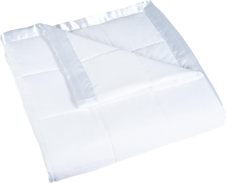 Lavish Home Down Alternative Blanket, Full/Queen, White