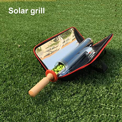 Himamk Portable Solar Cooker/Stove/Oven/BBQ Grill,Parrilla ...