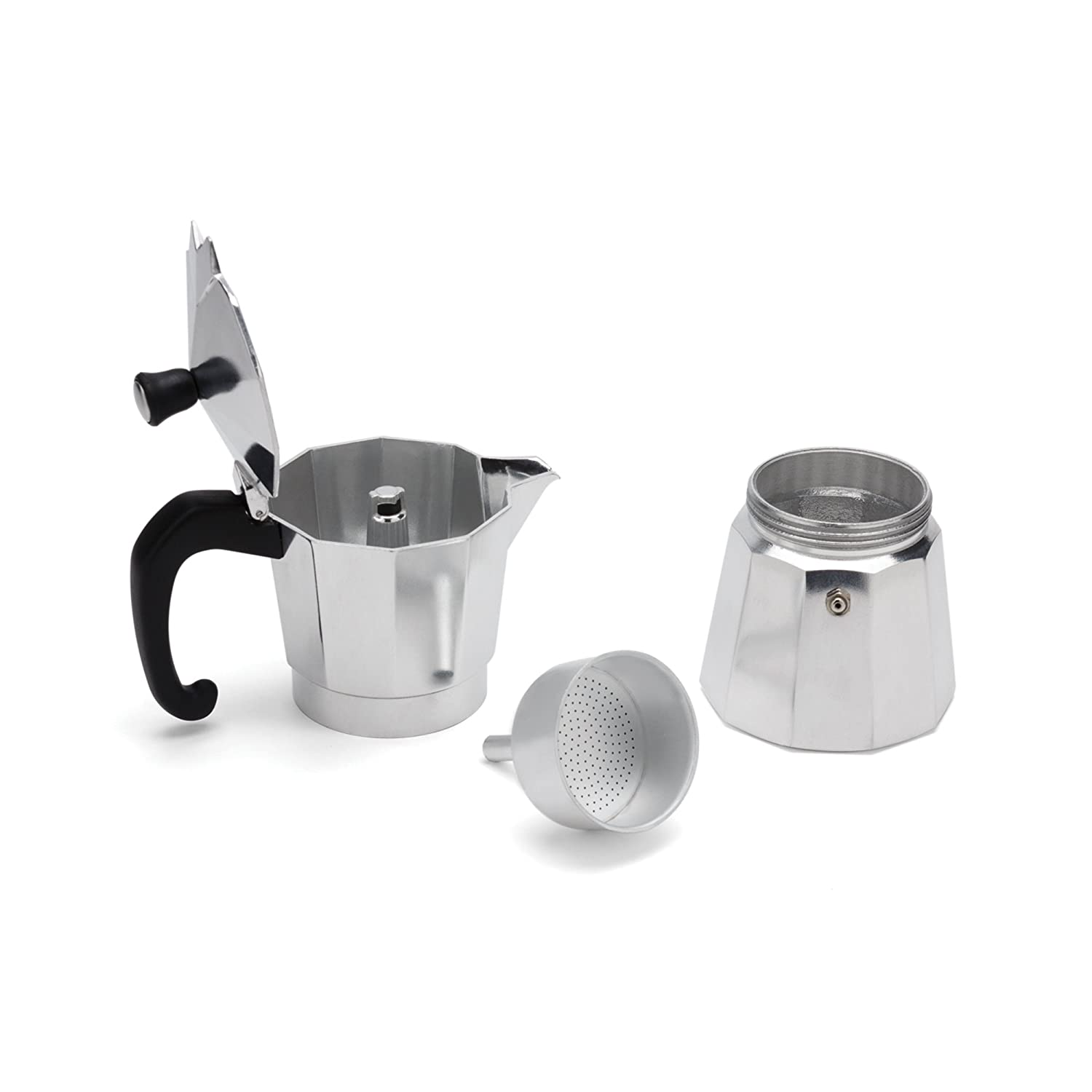 Tops 55730 Espresso Coffee Maker, Forever 6 Cup