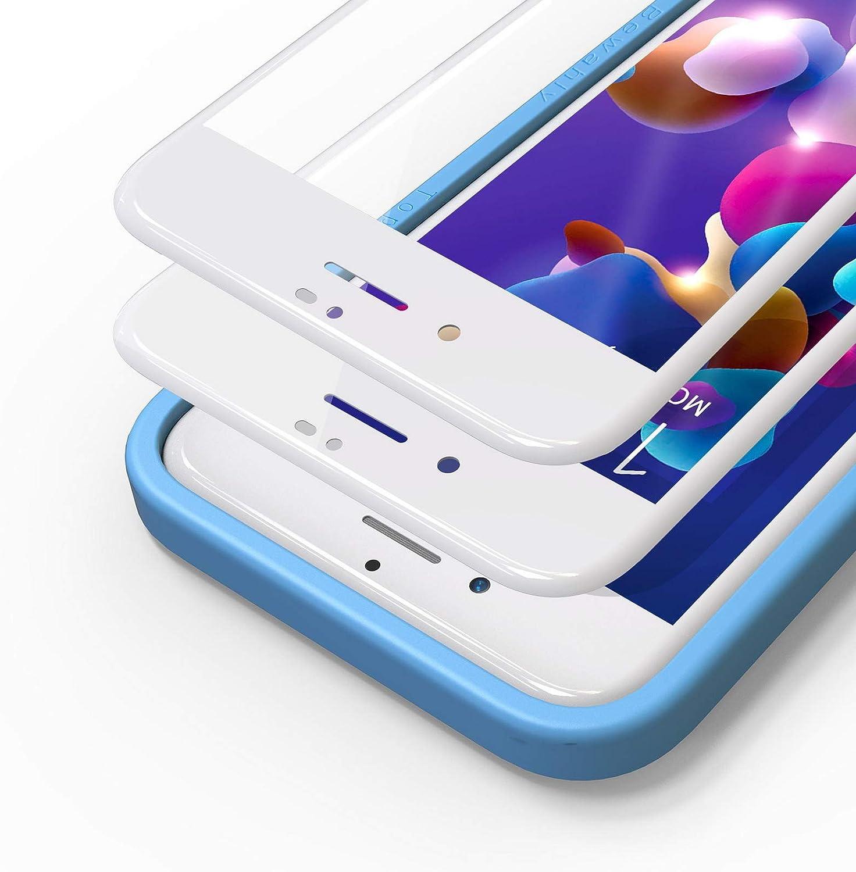 Bewahly Panzerglas Schutzfolie Für Iphone 8 Plus Elektronik