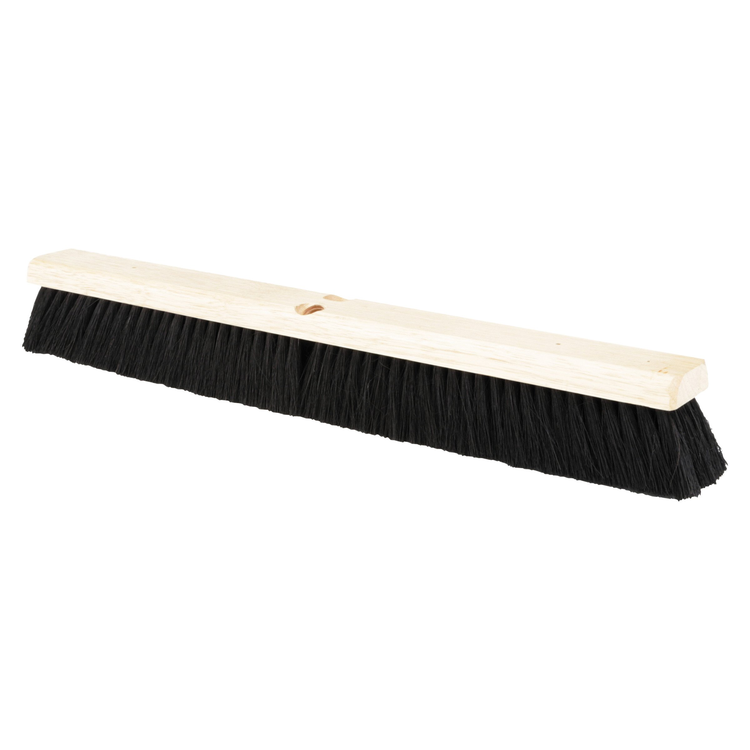 Boardwalk BWK20224 Floor Brush Head, 2 1/2'' Black Tampico Fiber, 24'' by Boardwalk