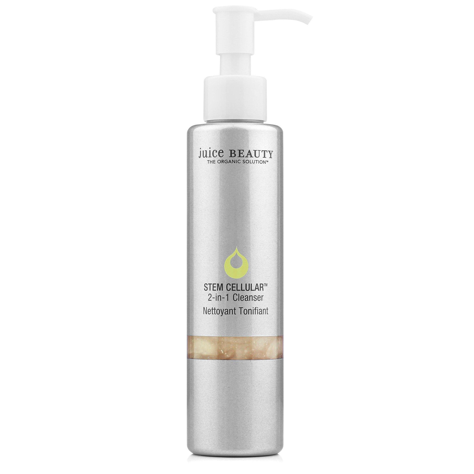 Juice Beauty Stem Cellular 2-in-1 Cleanser, 4.5