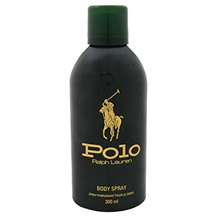 Ralph Lauren Polo Green Body Spray, 10 Ounce by RALPH LAUREN ...