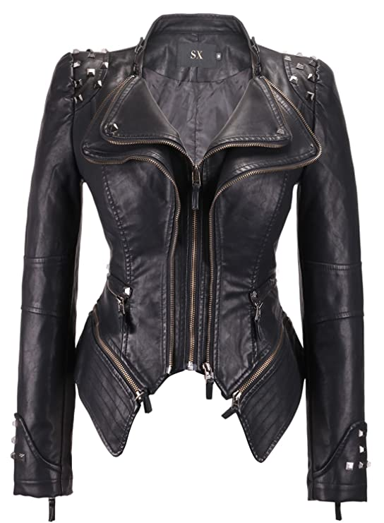 The 8 best leather jackets for women under 100