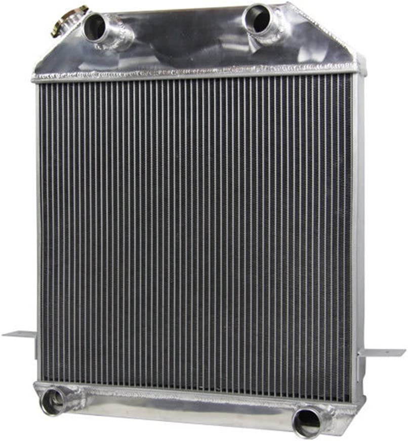 Fit 1939 1940 1941 Ford Deluxe 1939 1940 Mercury 3 Row Radiator Flathead V8