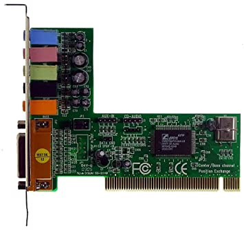 Tarjeta de sonido PCI CMI8738 en la parte delantera + ...