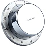 Kitchen Timer 60 Minute Timing Loud Alarm Magnetic Countdown Timer (1pack)