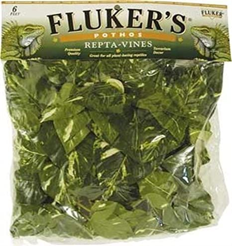 6 feet in Length Repta Vines-Pothos for Reptiles and Amphibians