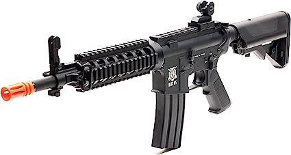 Amazon Com Black Ops M4 Diamondback Airsoft Aeg Rifle Automatic Airsoft Shoot 20 25 Sports Outdoors