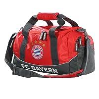 FC BAYERN MÜNCHEN Sporttasche klein FC Bayern rot