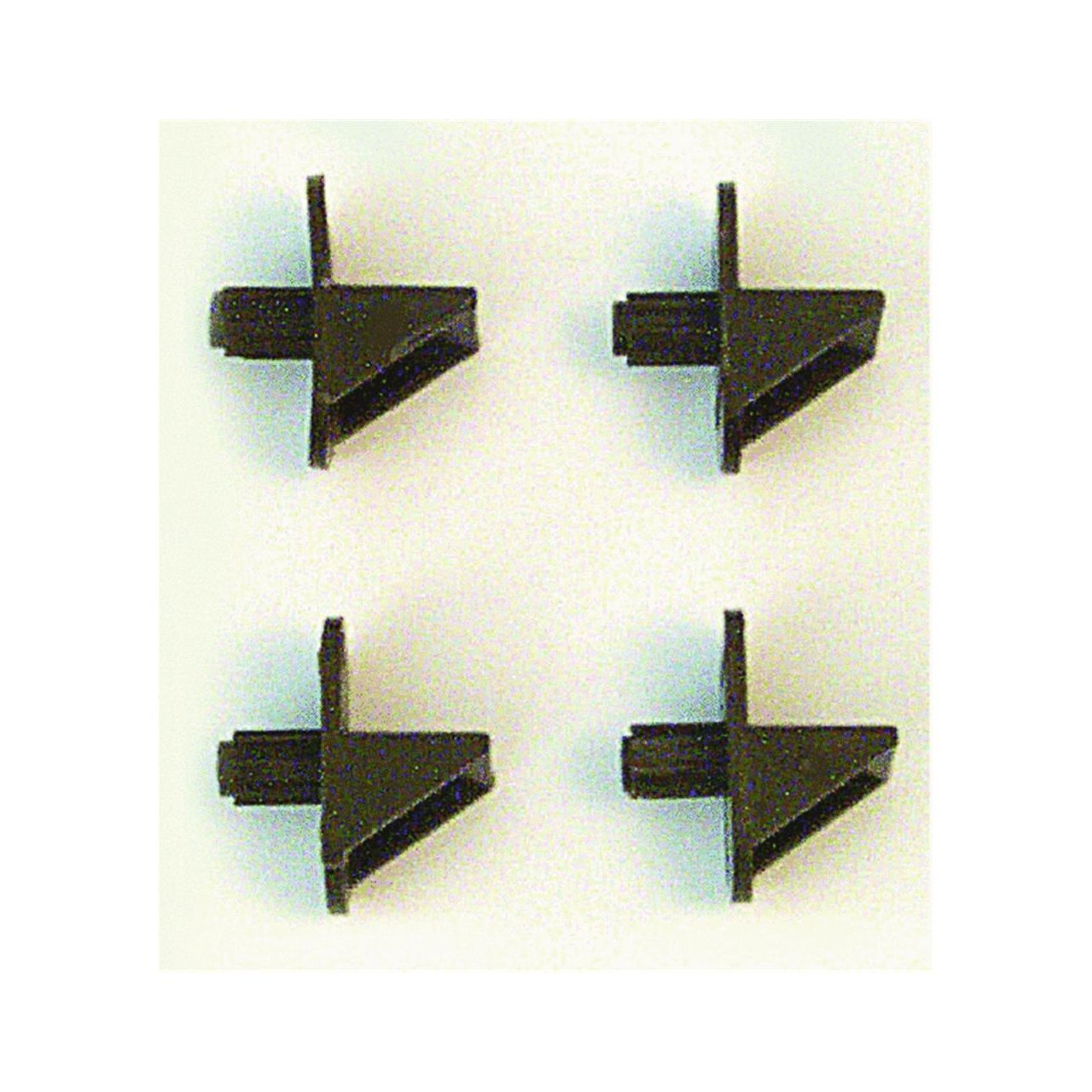 """Carded Prime-Line Shelf Support Pegs Plastic 1//4/"""" Dia"""