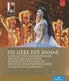 Richard Strauss - Die Liebe der Danae (Salzburger Festspiele 2016) [Blu-ray]