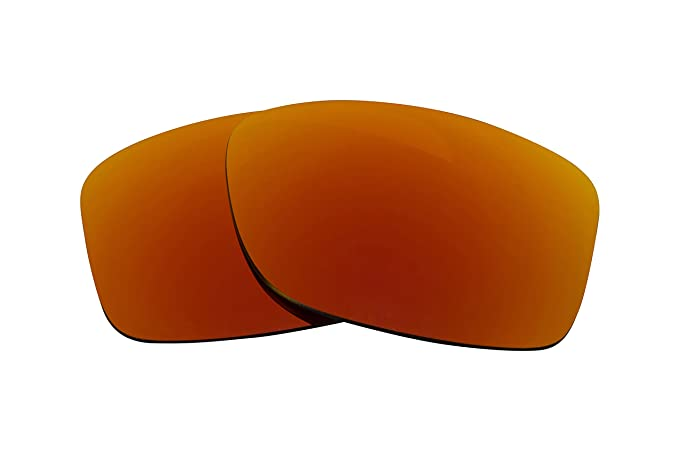 02d7518335 Image Unavailable. Image not available for. Colour  New Oakley OIL RIG  Polarized Red Mirror Replacement Polycarbonate Lenses