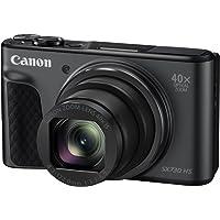 Canon Powershot SX730HS Digital Camera(SX730HSBK) 3 Inch display,Black (Australian warranty)