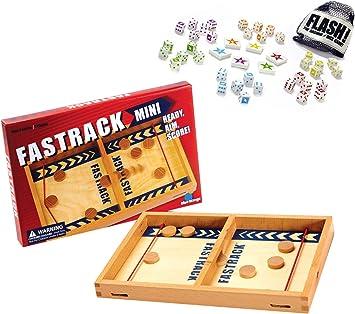 Paquete para Viajes: Mini FASTRACK y Flash: Amazon.es: Juguetes y juegos