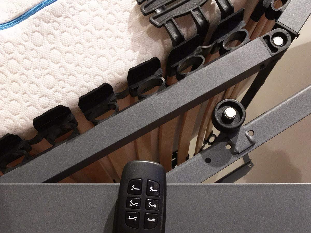 Pack Cama Articulada Eléctrica 160x200 Duérmete Online