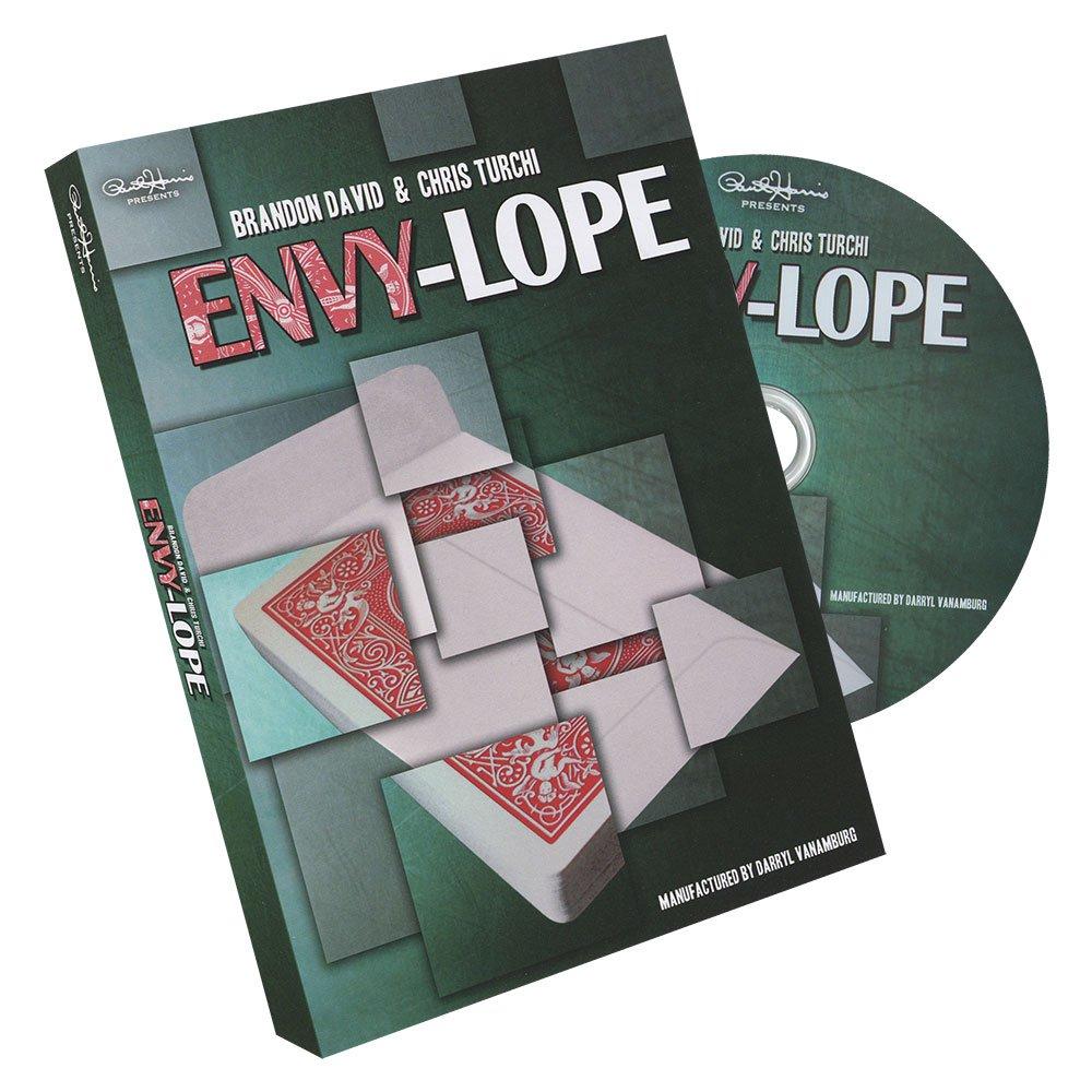 By Brandon David and Chris Turchi Blue Paul Harris Presents Envylope