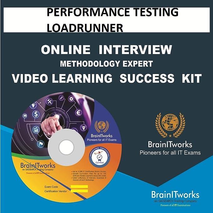 Amazon.in: Buy PERFORMANCE TESTING LOADRUNNER Online Interview video ...