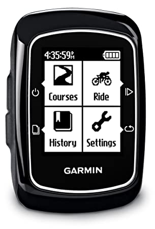 Garmin Cycle Computer >> Garmin Edge 200 Gps Bike Computer Black Amazon Co Uk Electronics