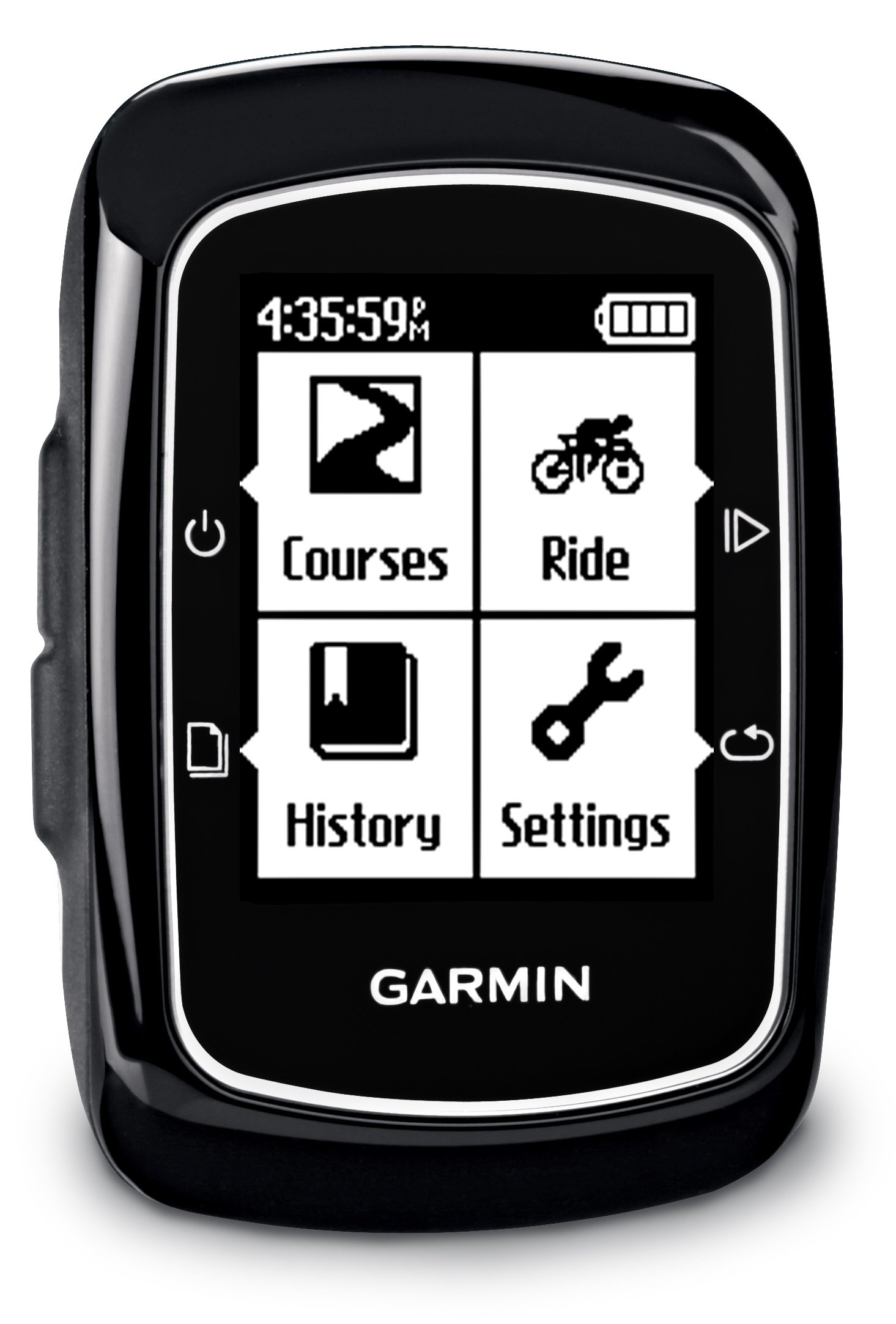 Garmin Edge 200 GPS Bike Computer - Black product image
