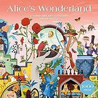 Alice Harikalar 1000 Parça Puzzle: Bir Tuhaf, çok tuhaf Puzzle