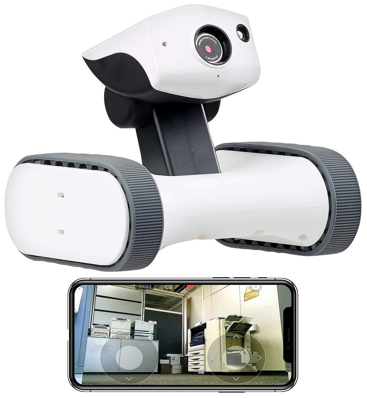 7links - Robot de vigilancia (vídeo HD, visión Nocturna por ...