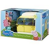 peppa pig le camping car de vacances v hicule et figurines peppa pig jeux et jouets. Black Bedroom Furniture Sets. Home Design Ideas