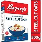 Bagrrys Steel Cut Oats,500g