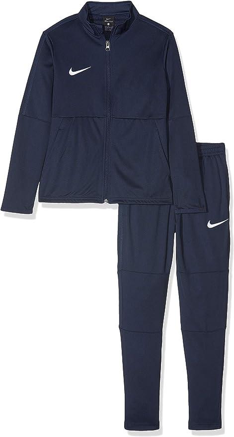 Nike Dry Park 18 Aq5067 Track Suit Track pour Enfant XL Blau