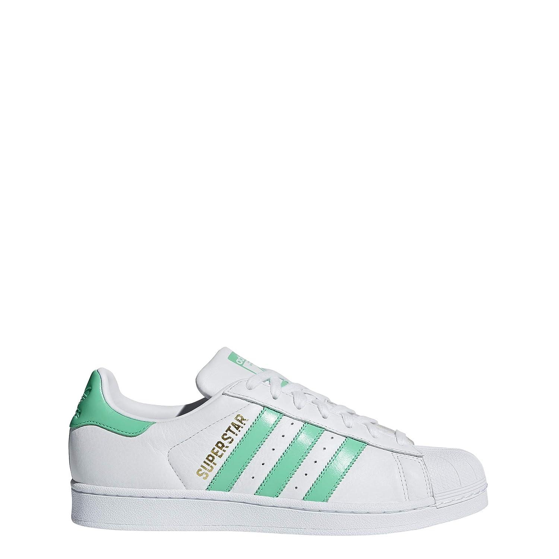 Blanc (blanc 000) adidas Superstar, Chaussures de Fitness Homme 39 1 3 EU