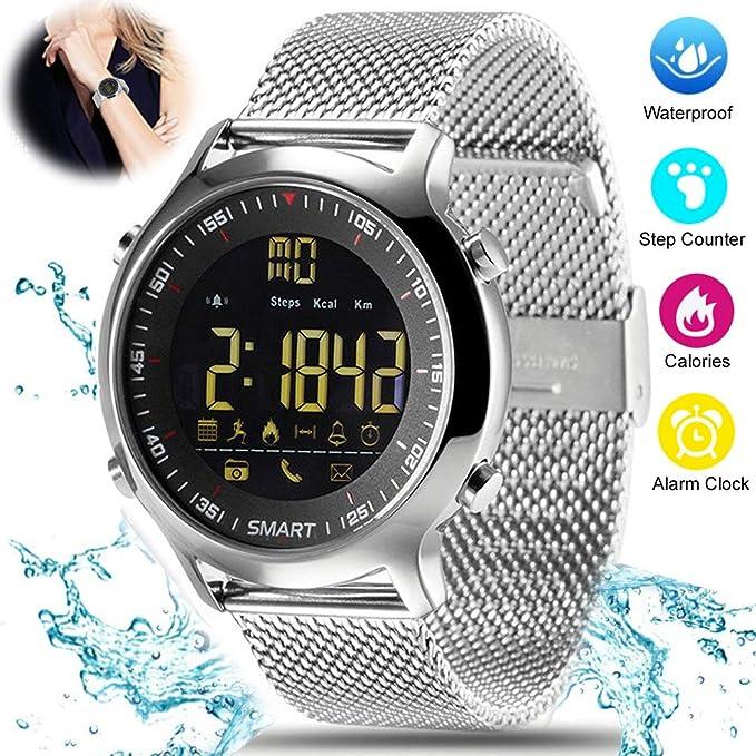 Impermeable Bluetooth Inteligente Reloj Smartwatch deportes ...