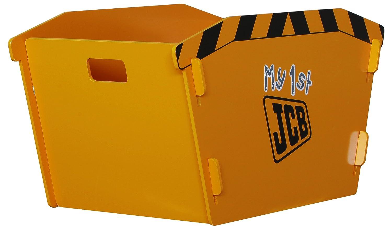 Kidsaw Coffre /à jouet benne JCB