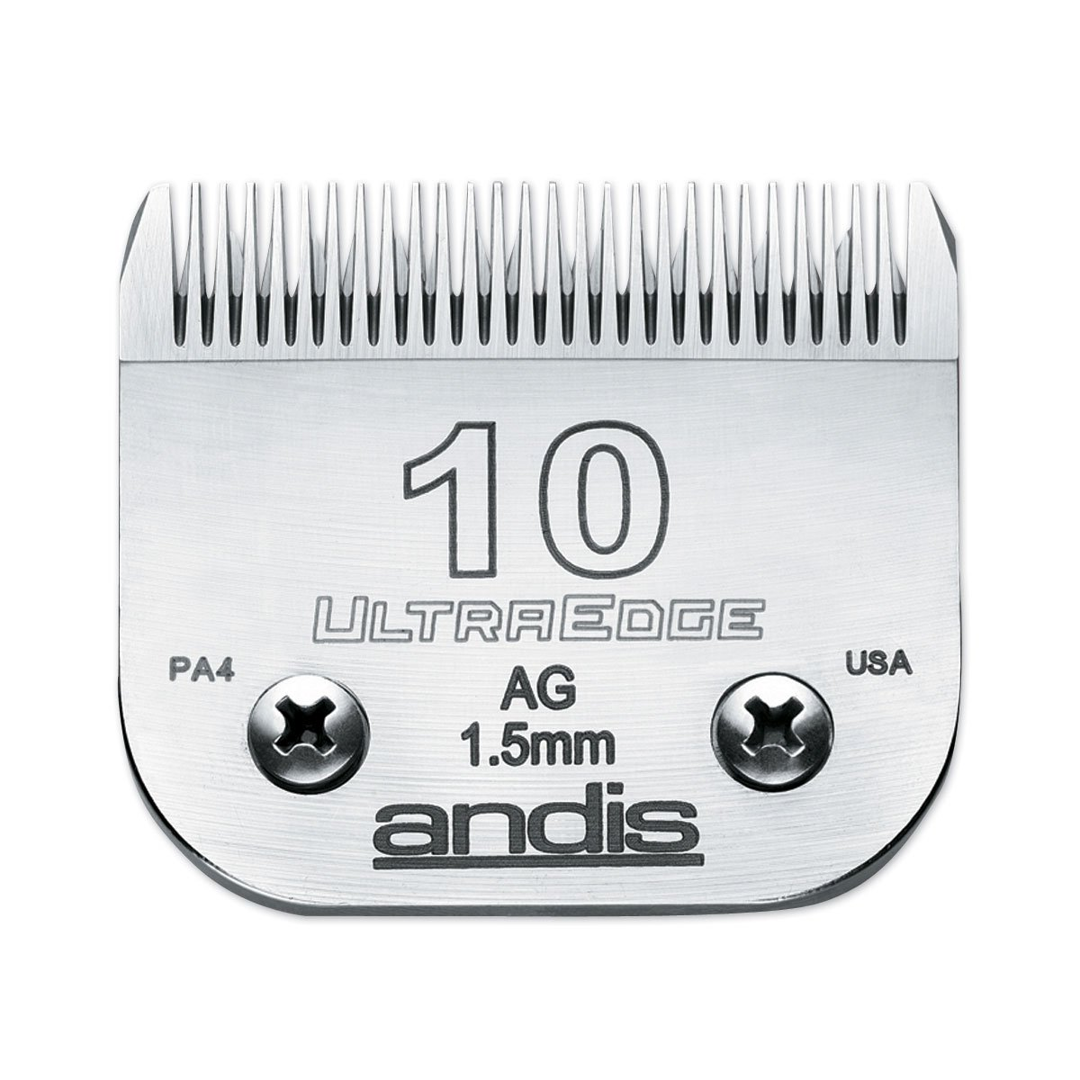 Andis Carbon-infused Steel Ultraedge Dog Clipper Blade, Size-10, 1/16-inch Cut Andis Company Equine