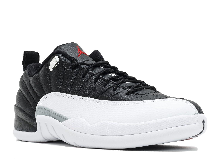 Jordan Nike Men s Air 12 Retro Low Basketball Shoe