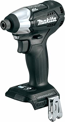 Makita XDT15ZB 18V LXT Lithium-Ion Sub-Compact Brushless Cordless Impact Driver Renewed
