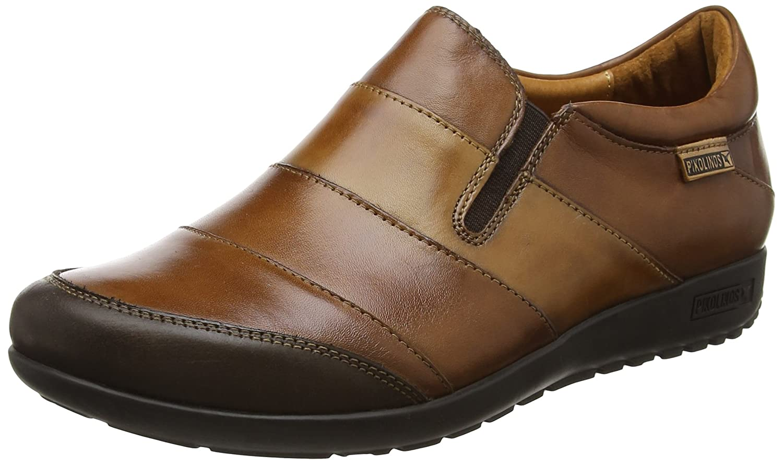 Pikolinos Damen (Cuero) Lisboa W67_i17 Sneaker Braun (Cuero) Damen e34f00