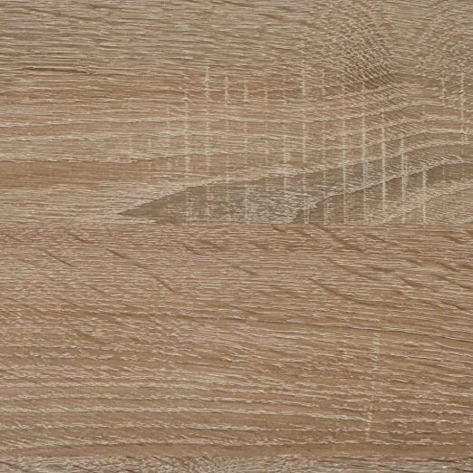 FMD Möbel 441-001 Spot - Perchero con Estante (72 x 35 x 29,5 cm), Color Roble