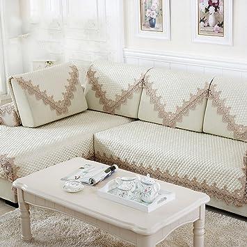 HM&DX Funda para sofá para sofá seccional,Poliester ...