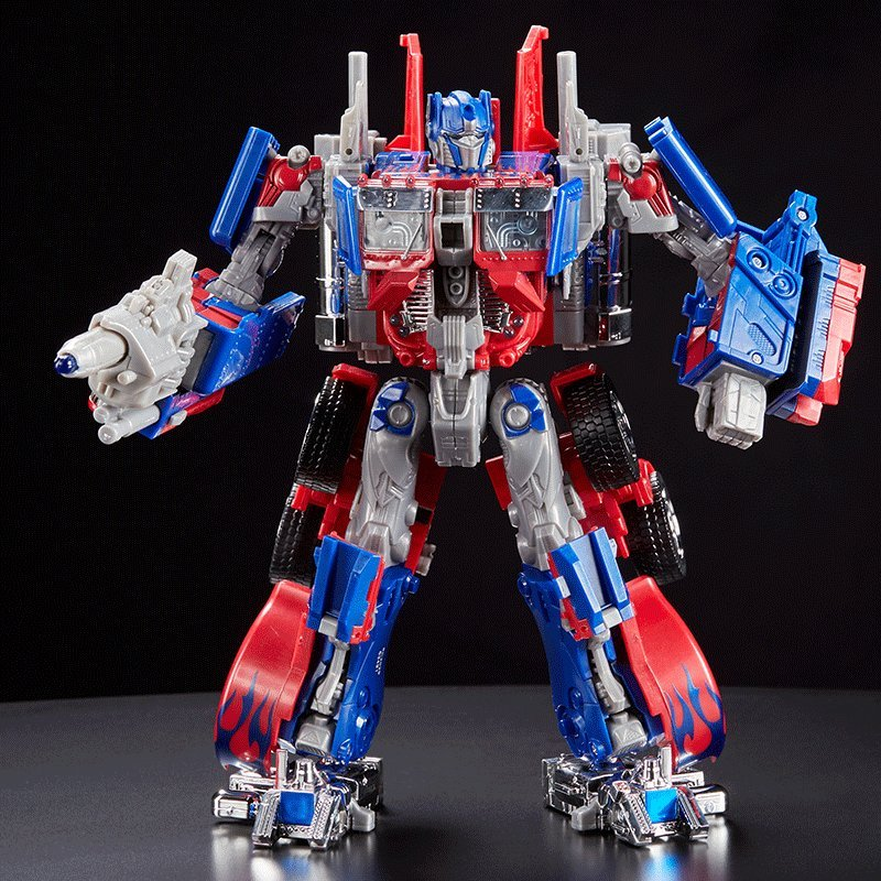 Transformers Movie Anniversary Edition Optimus Prime (Amazon Exclusive) by Transformers (Image #5)