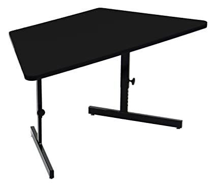 Amazoncom Correll CSA Adjustable Height SchoolOffice - Adjustable training table