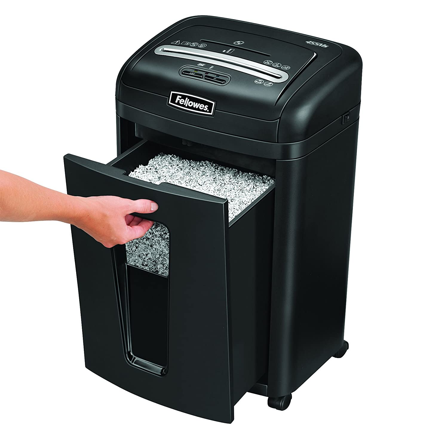 amazon com fellowes powershred 455ms 9 sheet micro cut paper and