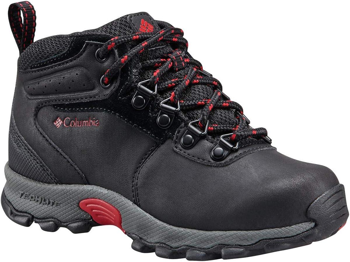 Columbia Unisex Kids/' Childrens Newton Ridge High Rise Hiking Boots